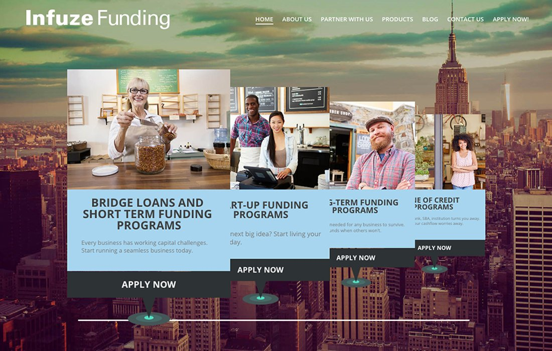 infuze_funding_by_david_gaz_1